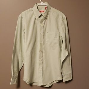 Mens Izod Button down shirt size small